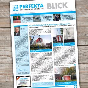 Perfekta Blick Ausgabe 2012 | 01